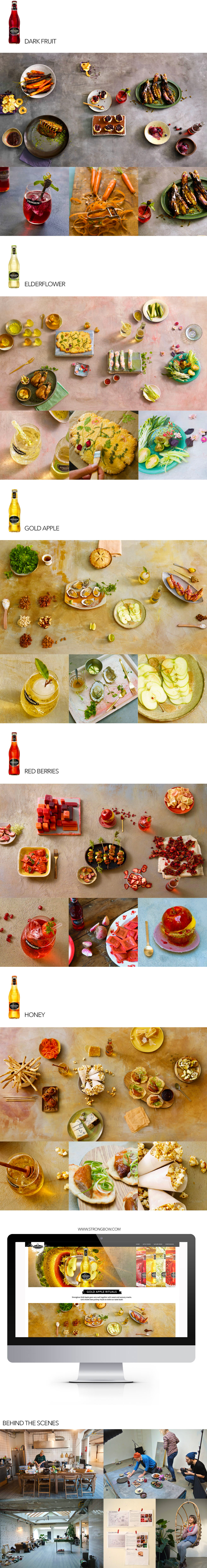 STRONGBOW FOODPAIRING