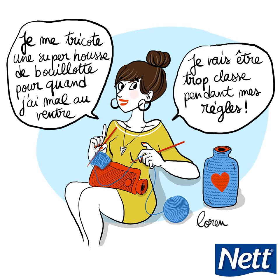 Illustrations for NETT