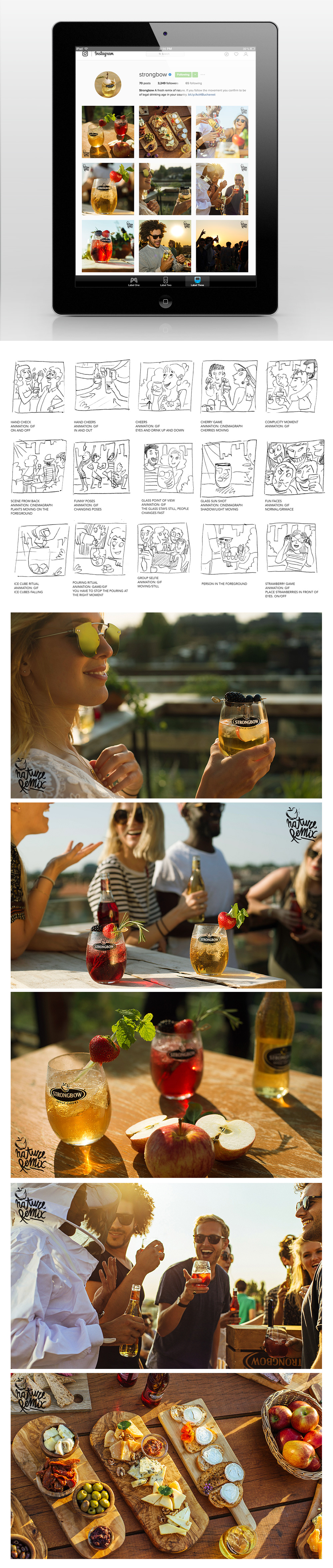 STRONGBOW – SOCIAL OCCASION